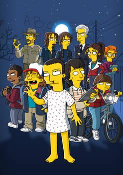 Simpsonized Things