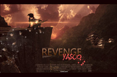 Yasuo - Revenge by kabylifornien