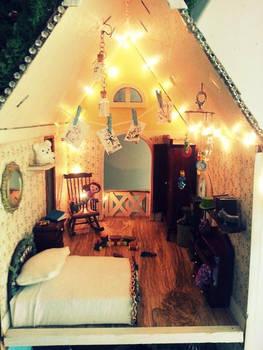wonderland bedroom 3