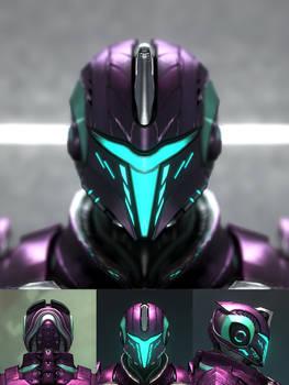 Planetside 2 Vecter Helmet
