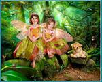 Jungle fairies