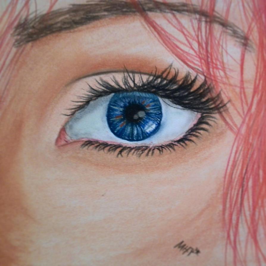 pastells eye by Sonnenelfe
