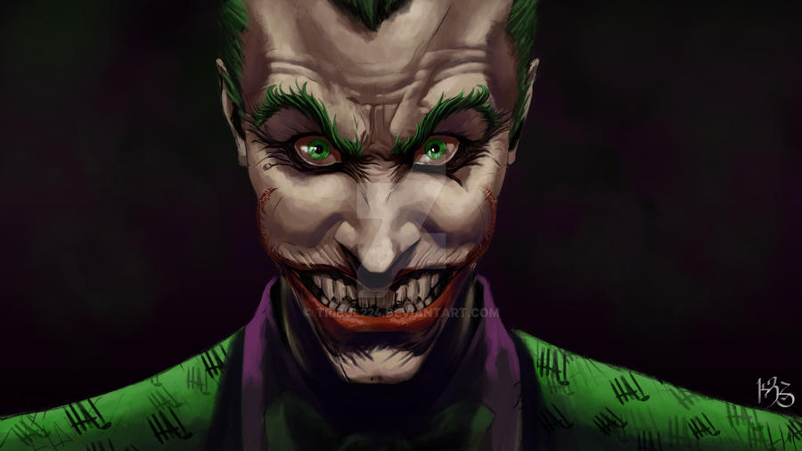 The Joker by tribul224