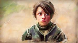 A  for Arya Stark