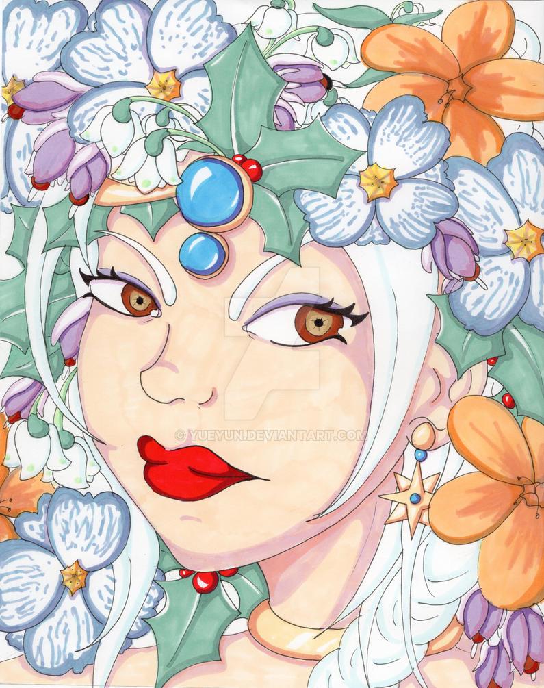 Lilith Winter Princess by Yueyun