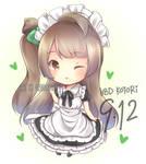 HBD Kotori Minami! (+speedpaint)
