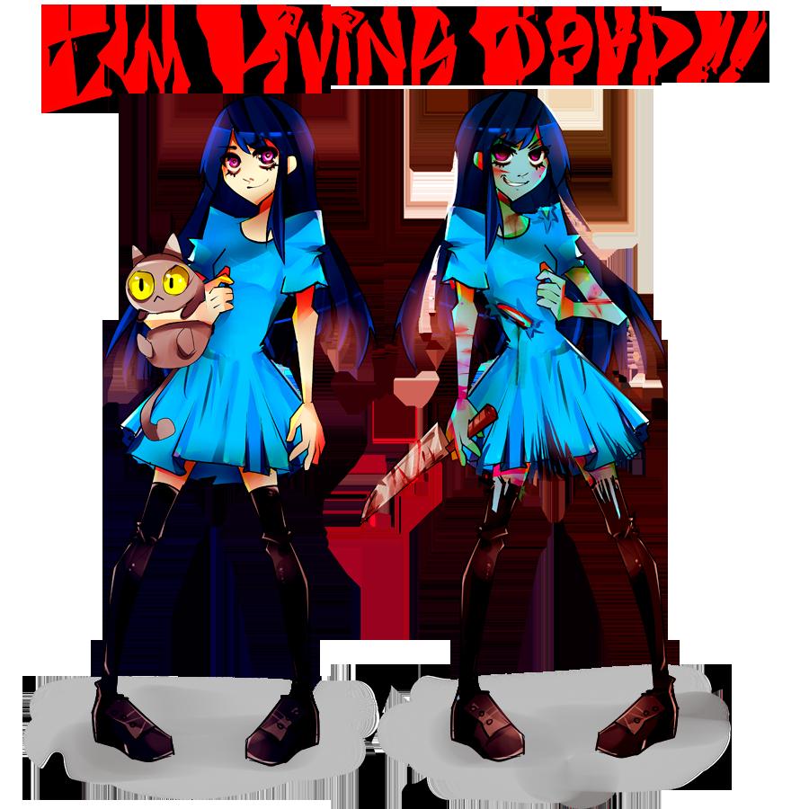 Living Dead by mirabillisfuture