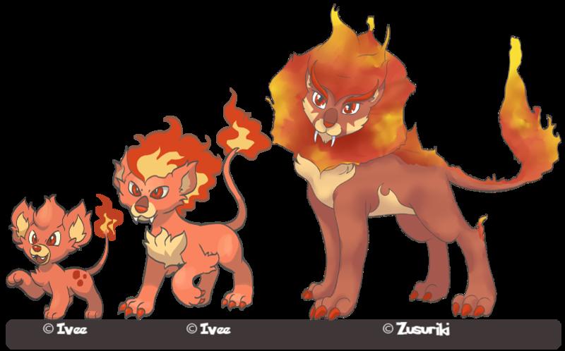 pokemon all fire starters names
