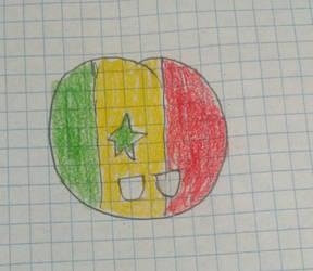 Senegalball by Gmo12