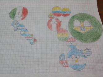 Latin America by Gmo12