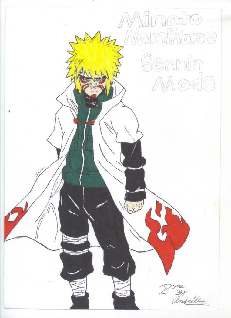 Thega Minato Namikaze Sage Mode - BerkshireRegion