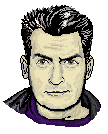 Charlie Sheen by GuessMyFuckingName
