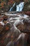 Hurkalo waterfall