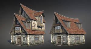 Fantasy House 07