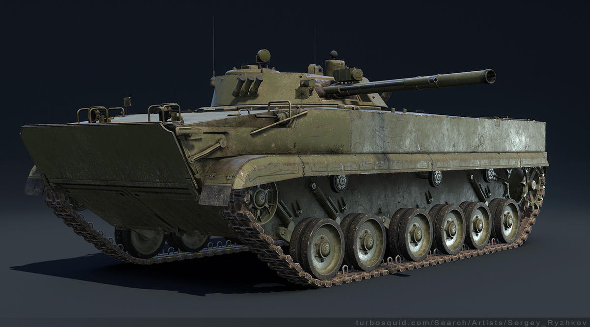 BMP-3 by Sergey-Ryzhkov