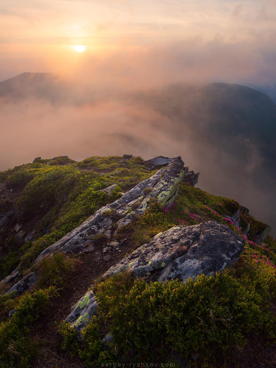 Carpathians by Sergey-Ryzhkov