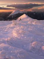 Synyak Mountain by Sergey-Ryzhkov