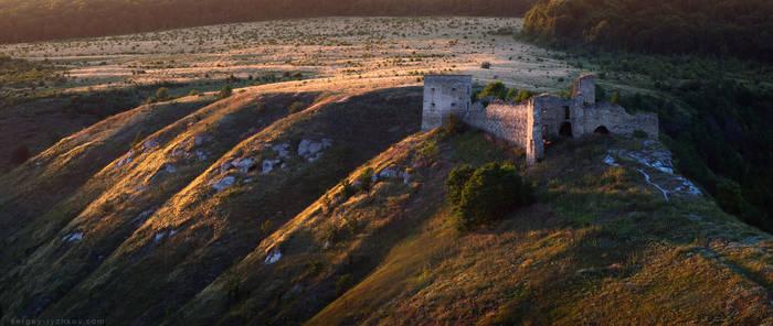 Kudryntsi Castle