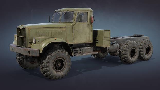 KrAZ-255B Chassis
