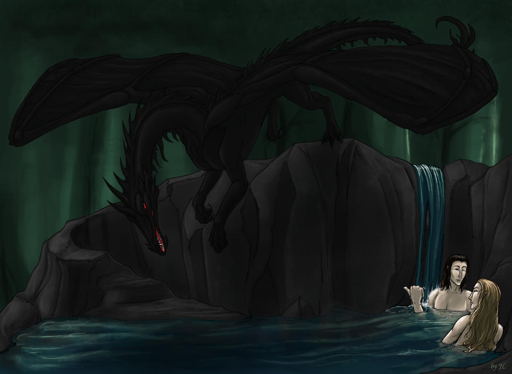 How to not treat your dragon by Aarok