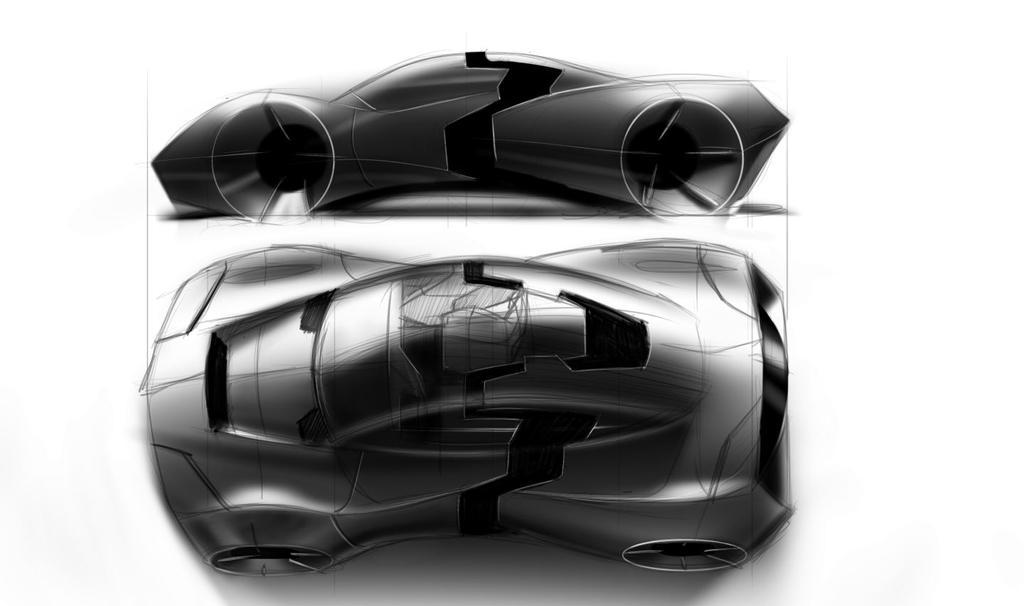 052610 Car Sketches by Dannychhang