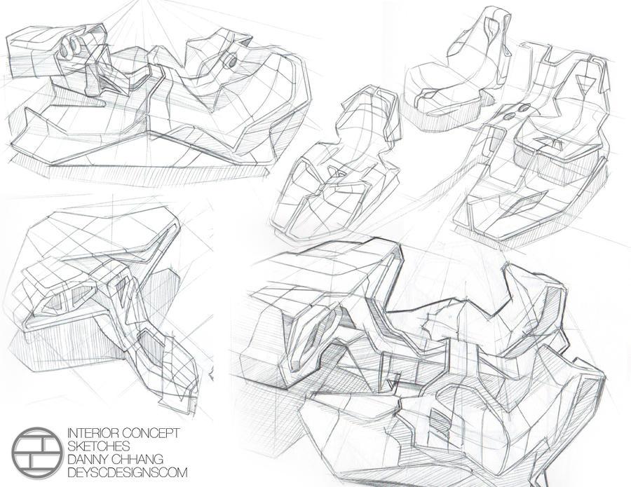 Interior Sketches 122811 by Dannychhang