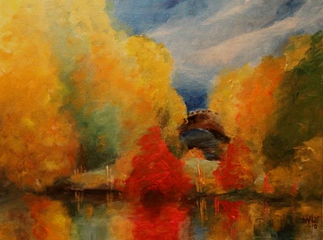 Autumn by Luckyten