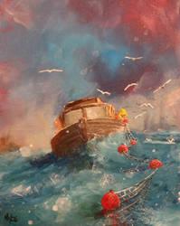 fisherman by Luckyten
