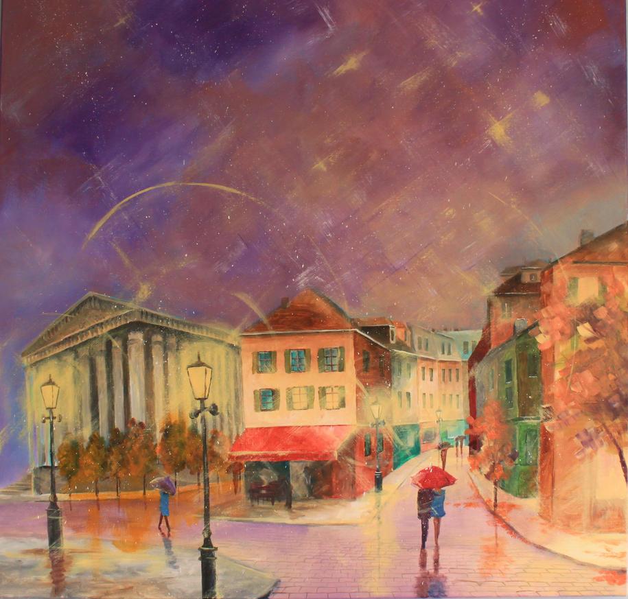 Paris by Luckyten