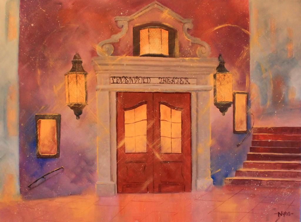 Loevenvold Theater by Luckyten