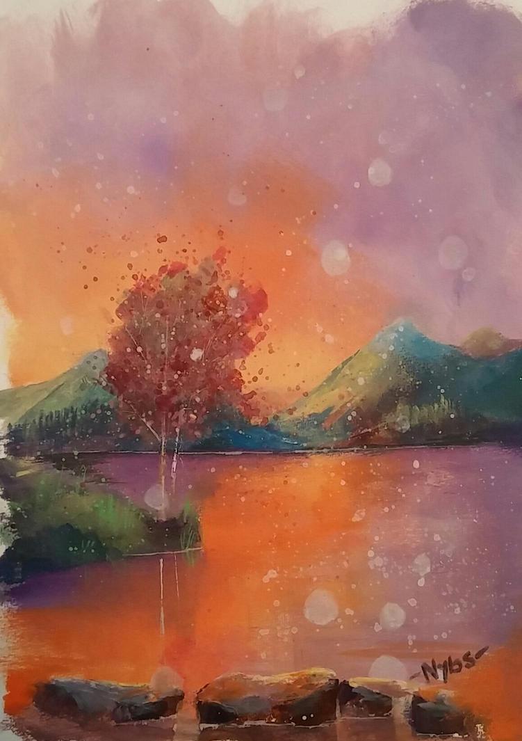 autumn beauty by Luckyten