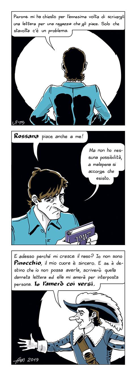 Al fin della licenza by Fumettidifam