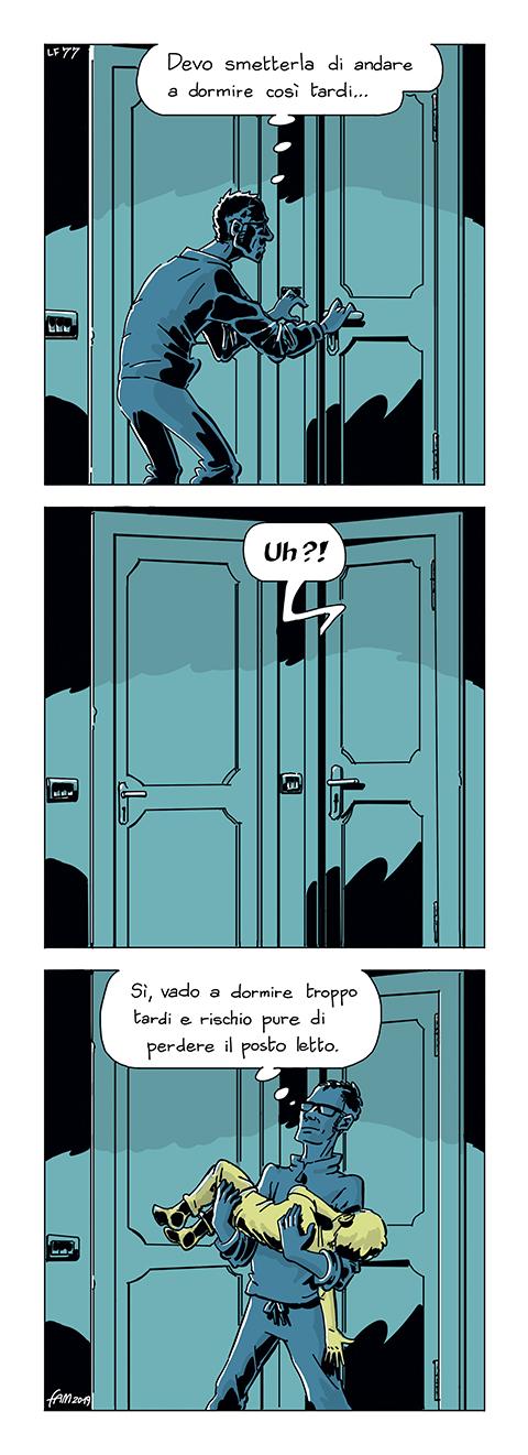 Si e (con accento) fatta una certa by Fumettidifam