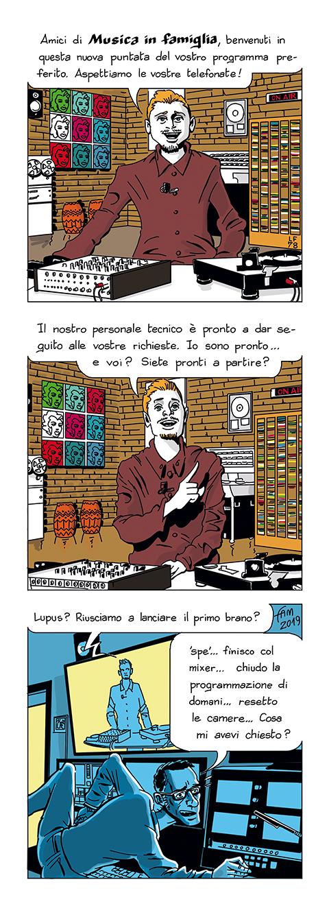 Regista per caso by Fumettidifam