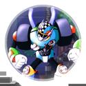Turbo Man Stamp by Eye-Of-Deidara