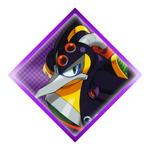 Chill Penguin Stamp by Eye-Of-Deidara