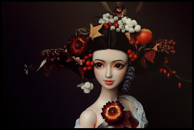 Lady Harvest I by Smaug11