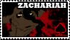 . Zachariah - Stamp . by trA-amraK