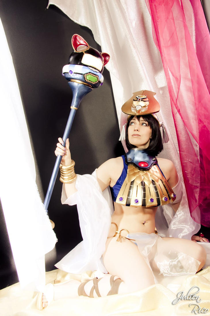 Menace queen's blade 3 by Shoko-Cosplay