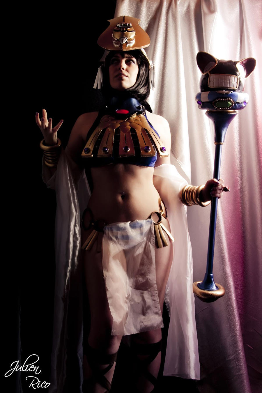 Menace queen's blade 6 by Shoko-Cosplay