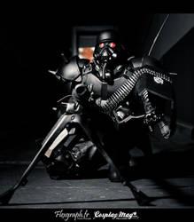Panzer cop- Kerbersos saga 7 by Shoko-Cosplay