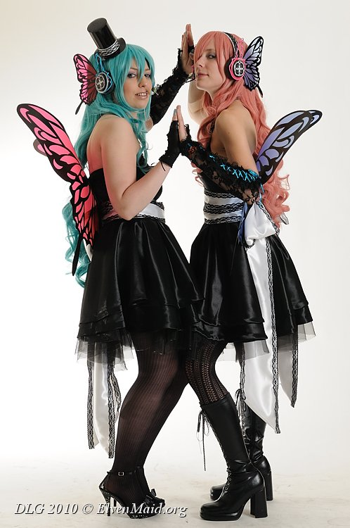 Magnet duet by Shoko-Cosplay