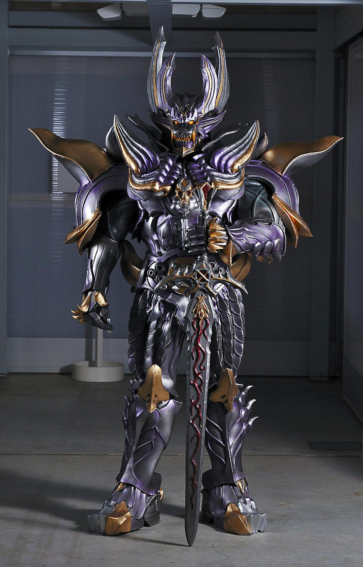 Kiba, the dark knight by Shoko-Cosplay