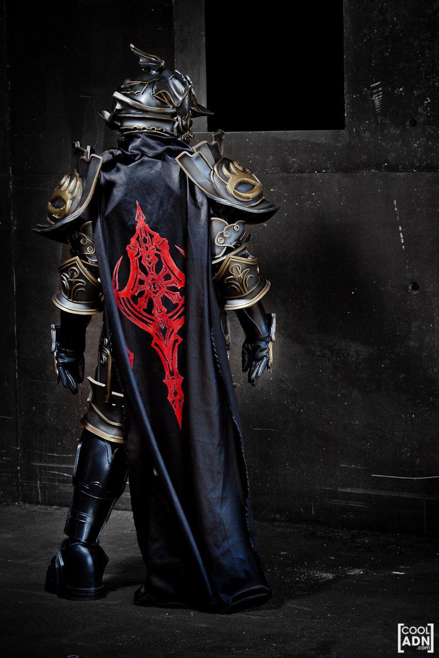 Judge Magister Gabranth by Shoko-Cosplay