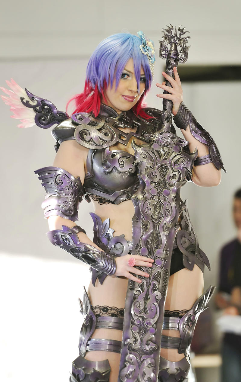 Wild flower stage by Shoko-Cosplay