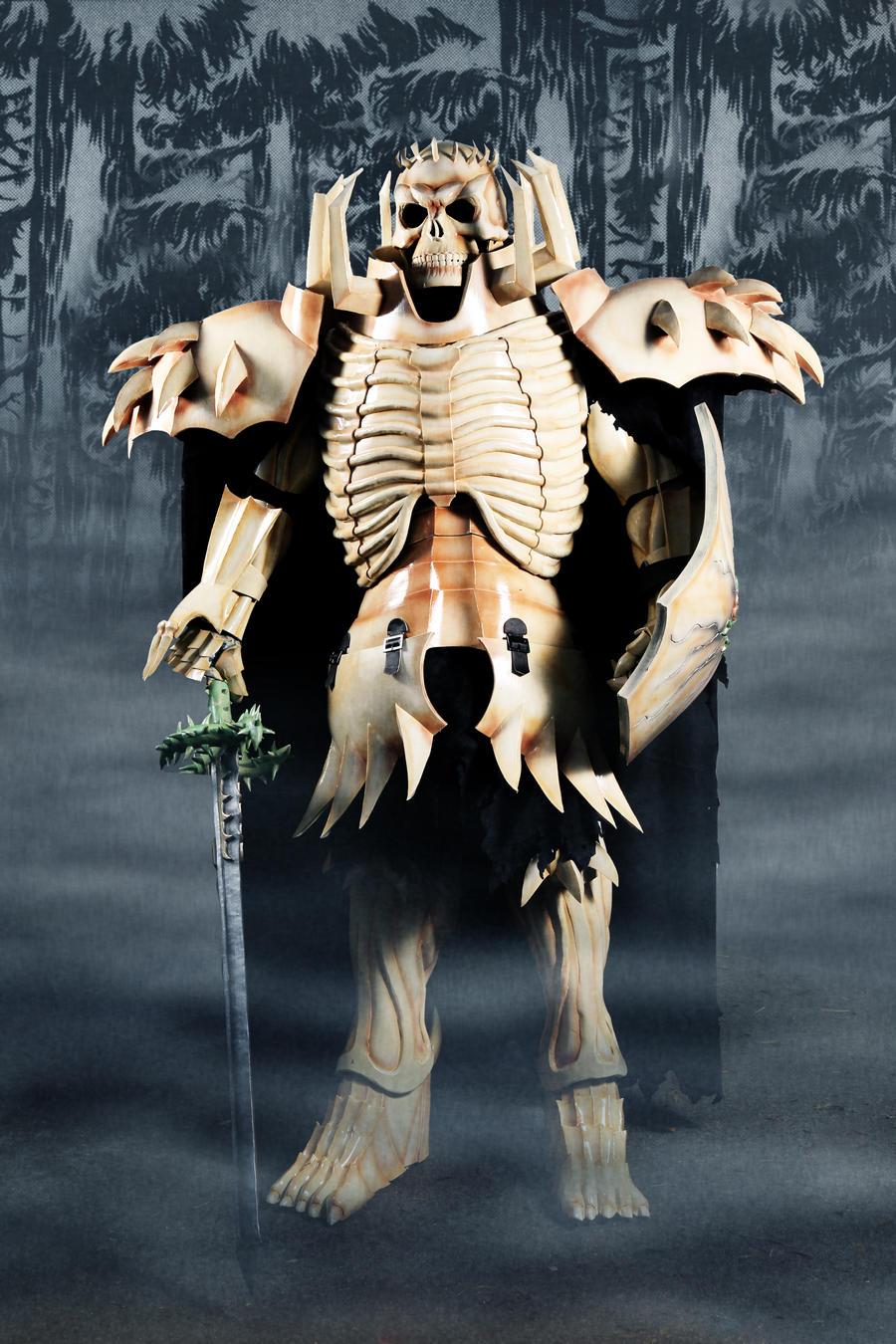 Skull Knight Berserk by Shoko-Cosplay
