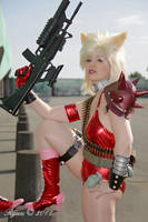 The chase is better than the catch. by Shoko-Cosplay