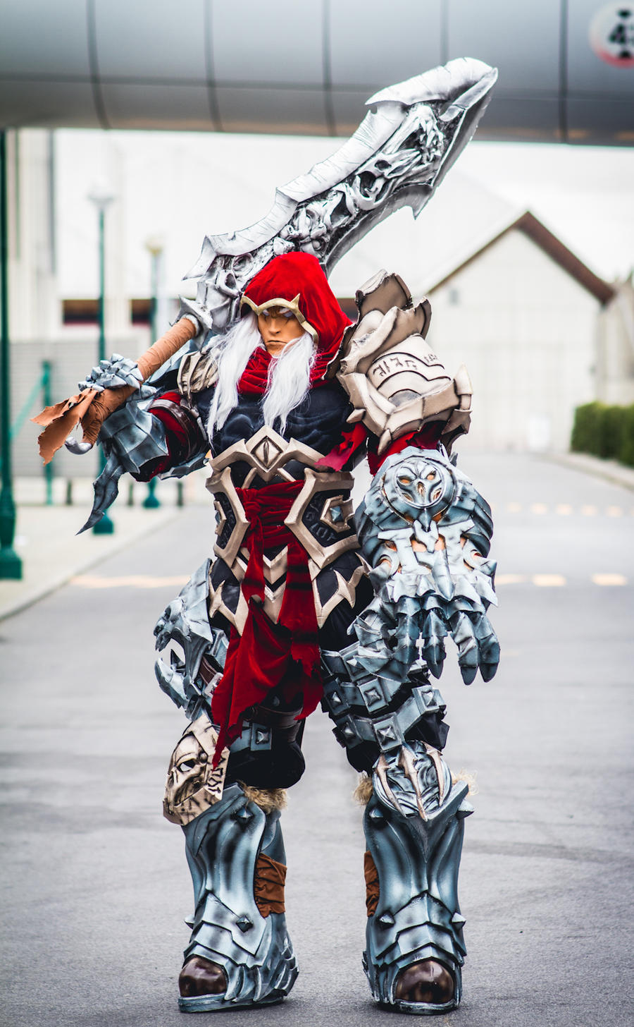 War from Darksiders. by Shoko-Cosplay