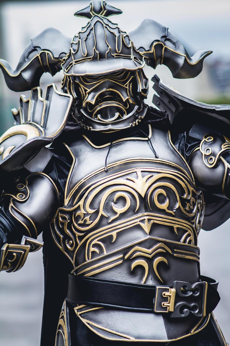 Judge Gabranth by Shoko-Cosplay