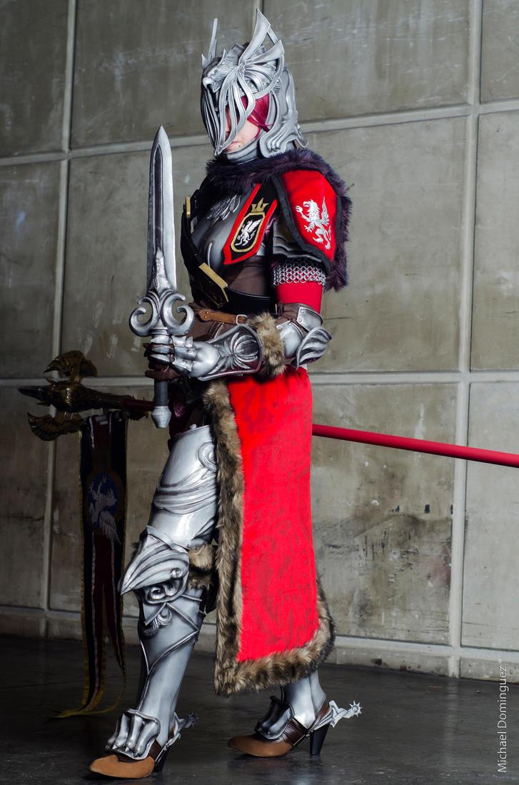 Hildegard von krone by Shoko-Cosplay